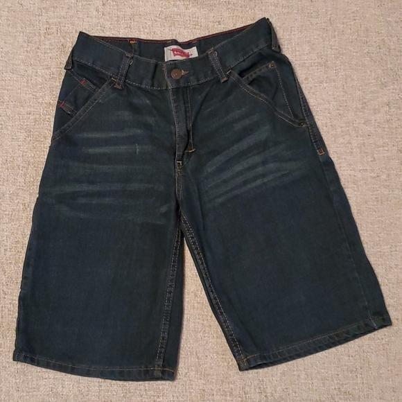 "Levi Boys 14 Jean Shorts 27"""